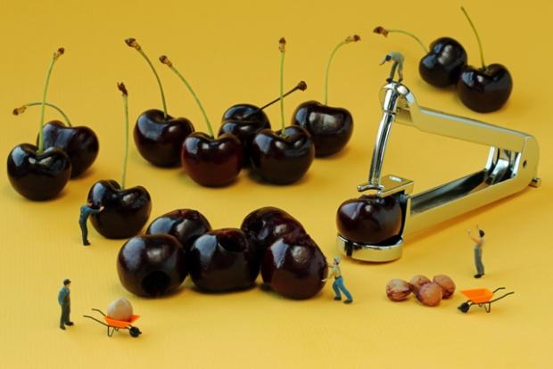cherry pitters